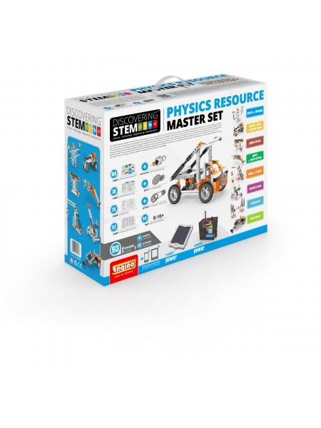 DISCOVERING STEM. Большой набор PHYSICS RESOURCE MASTER SET