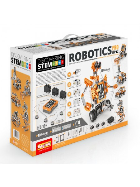 ENGINO STEM70. ROBOTICS ERP PRO EDITION with BT